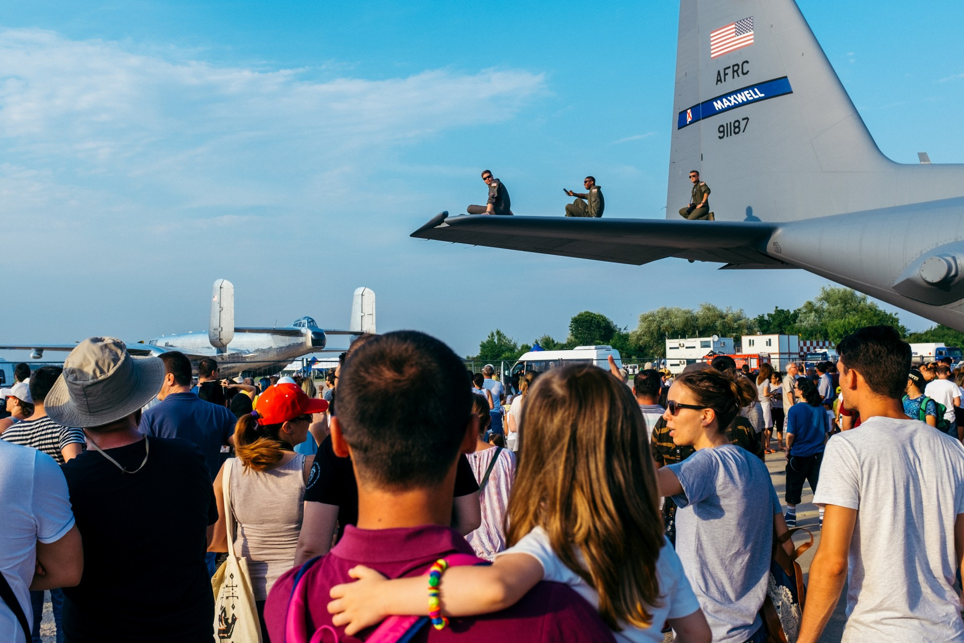 BIAS 2017 - Bucharest International Air Show pe aeroportul Baneasa
