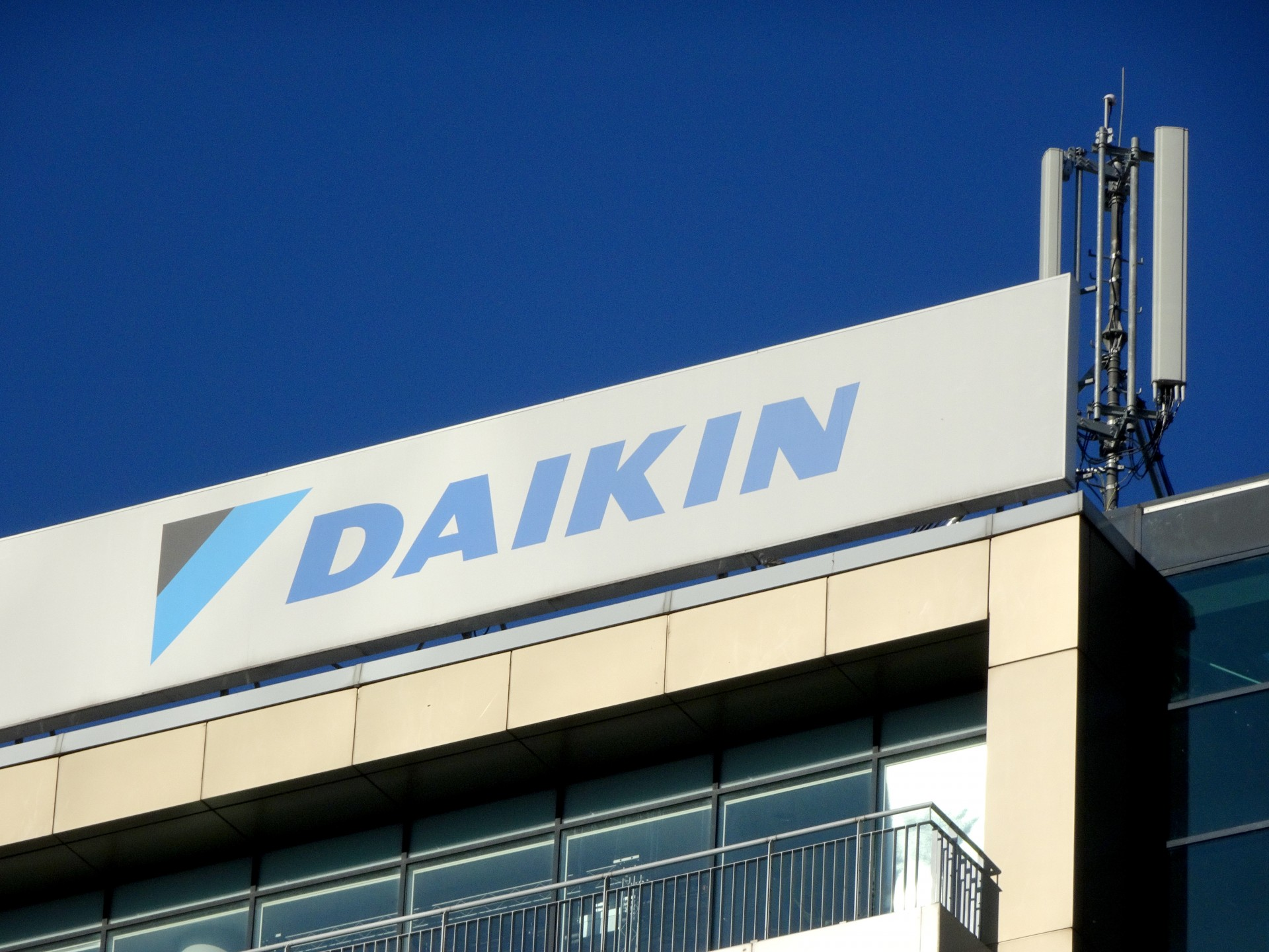 DAIKIN - firme in zona corporatista Pipera