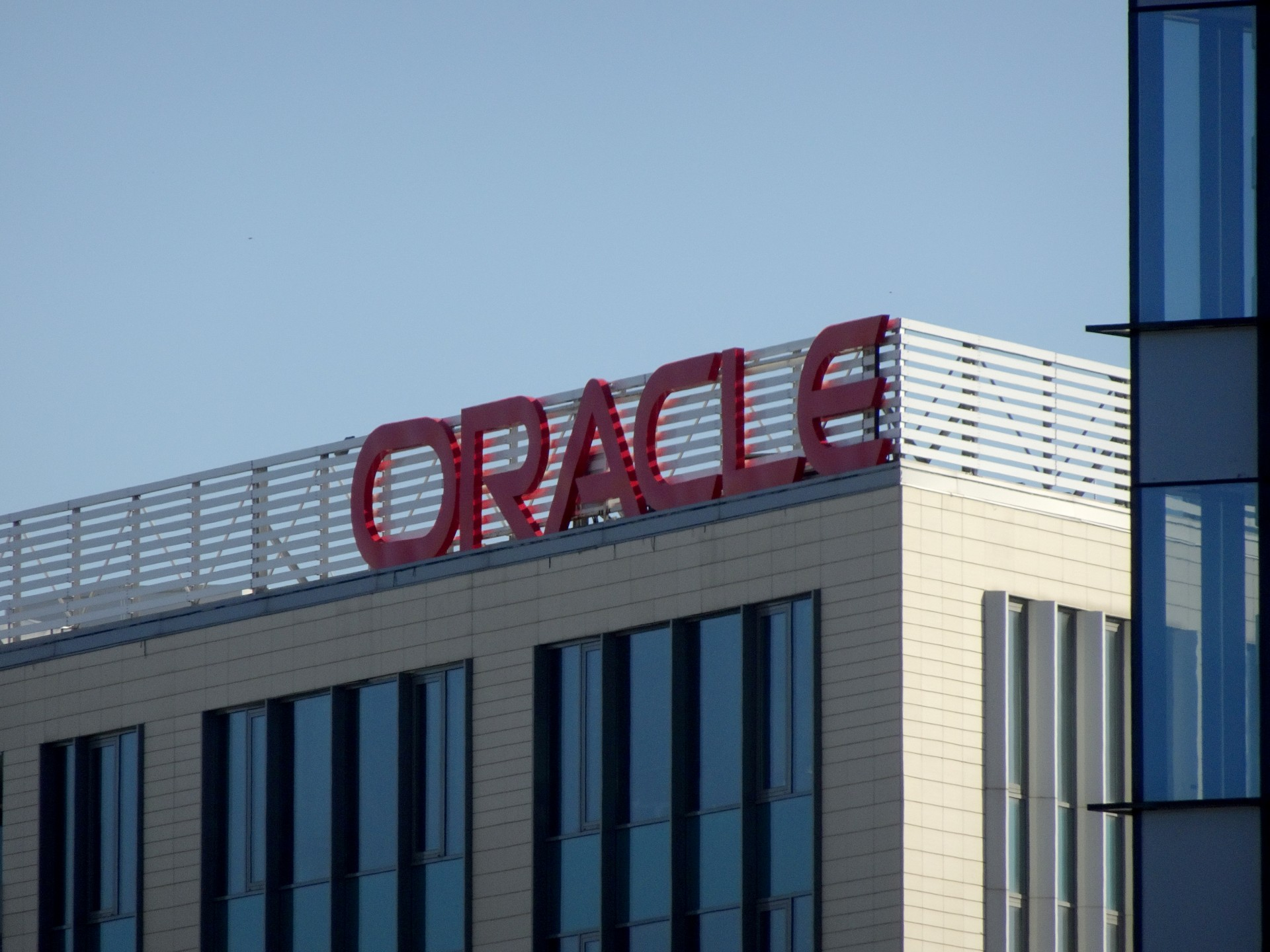 ORACLE - firme din zona corporatista Pipera