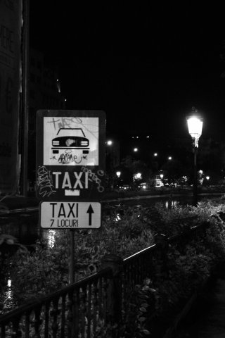 Need a Taxi?