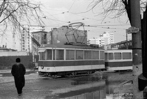 V 01 nr. 117 + Rem 1562 PROBA Gara Basarab 24.11.1976
