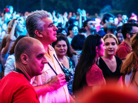 BUCHAREST GreenSounds FESTIVAL muzică eclectică