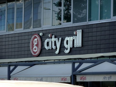 city grill - restaurant in zona corporatista Pipera