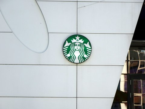 Starbucks - firme din zona corporatista Pipera