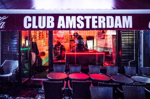 Club Amsterdam - Strada Șelari - World Wide Photowalk 2017