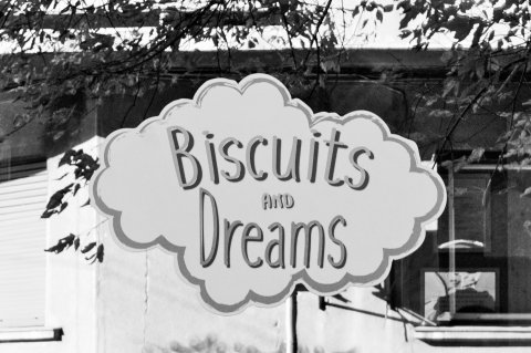 Biscuits in my dreams