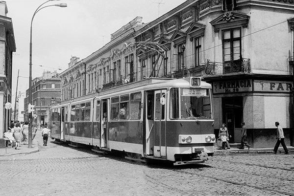 Tramvai tip LHB - 1977