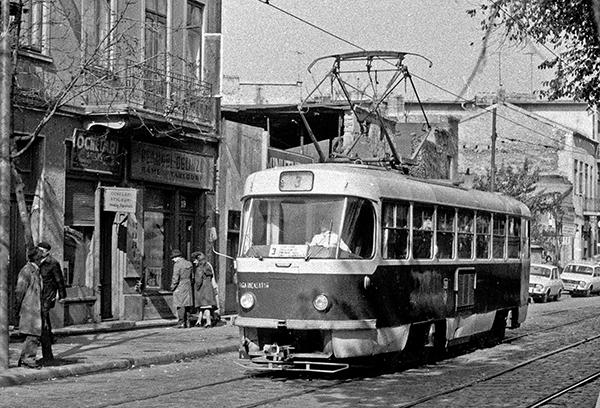 Tramvai Cehoslovacia 1979